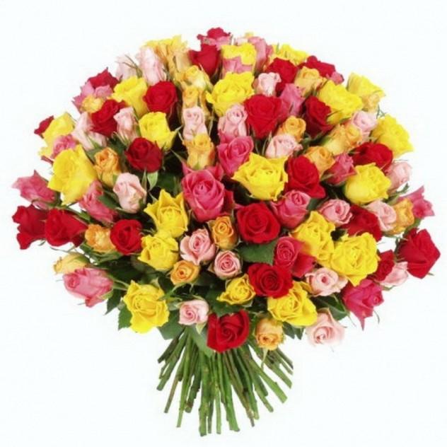 Букет из  101 розы № 2